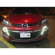 Faros Led Mazda Cx9 Faros De Niebla Biseles Luz De Dia Drl