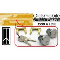 90-96 Oldsmobile Silhouette Chapas Puertas Llaves Cromadas