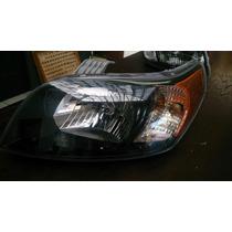 Faro Chevrolet Aveo 2013-2014 Izquierdo Usado Original