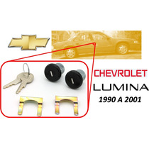 90-01 Chevrolet Lumina Chapas Puertas Llaves Color Negro