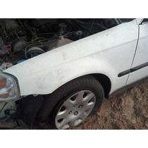 Guardafango Para Honda Civic 99