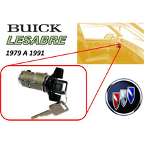 79-91 Buick Lesabre Switch Encendido Llaves Color Negro
