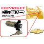82-94 Chevrolet S10 Switch Encendido Llaves Color Negro