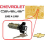 82-90 Chevrolet Cavalier Switch Encendido Llaves Color Negro