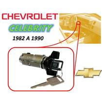 82-90 Chevrolet Celebrity Switch Encendido Con Llaves Negro
