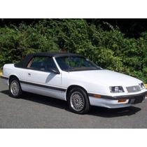 Capota Con Ventana Plástica Para Chrysler Lebaron 1987 1995