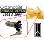 91-94 Oldsmobile Bravada Switch Encendido Con Llaves Negro