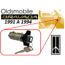 91-94 Oldsmobile Bravada Switch Encendido Con Llaves Negro