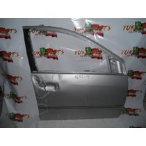 Puerta Delantera Derecha Ford Fiesta First Plata 80%