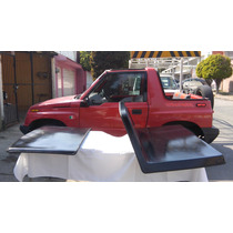 Toldo Rígido Para Geo Tracker 92-98 Modelo Pick Up