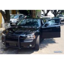 Tumbaburros Seminuevos Escudo Police Negros