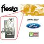 03-10 Ford Fiesta Cerradura Manual Puerta Delantera Izq.
