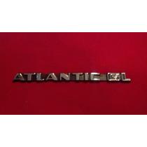 Emblema Vw Atlantic Gl En Plastico