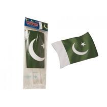 Bandera De Pakistán - Twin Pack Pakistán National Car País