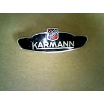Vw Karmann Ghia Emblema Nuevo 65-74
