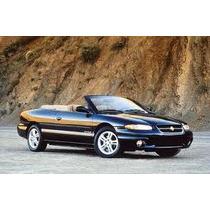 Chrysler Sebring Convertible Ventana Trasera 96-2000