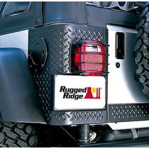 Protector De Calaveras Para Jeep Cj, Yj Y Tj 76-06