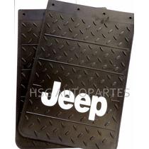 Loderas Jeep 2 Piezas