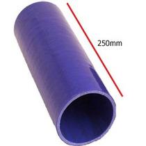 Tubos Flexibles Silicona - 76mm Azul Sección Universal Stra