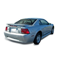 Rejilla Para Medallon Abs Ford Mustang 2000