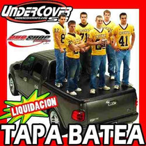 Tapa Cubre Batea Undercover Nissan Frontier V6 2008 - 2013