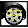 Tapon De Rin 13 Chevy C2 En Color Gris O Negro