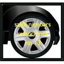 Tapon De Rin 13 Chevy C2 En Color Gris O Negro