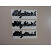 Set De 1 Calcamonia Sticker De Nightwish