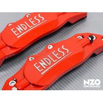 Cubre Calipers De Aluminio Para Rines Frenos Discos Tuning
