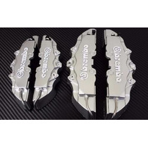 Cubre Calipers Brembo Gris, Negro, Amarillo, Azul Kit 4r.