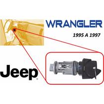 95-97 Jeep Wrangler Switch De Encendido Con Llaves