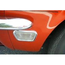Mustang 1968 Cuartos Laterales Traseros/delanteros