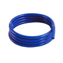Tubos Flexibles Silicona - 5mm Diámetro Interior Azul Unive