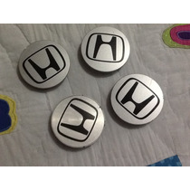 Honda Tapones Centros De Rin Accord Civic