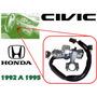 92-95 Honda Civic Switch De Encendido Con Llaves