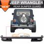 Jeep Wrangler Defensa Trasera Tubular 1997 Al 2006