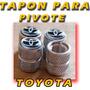 Tapón Pivote Inflado De Llanta Logo Toyota