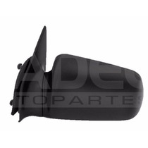 Espejo Jeep Grand Cherokee 1993 - 1995 Manual Negro Izq Rdc