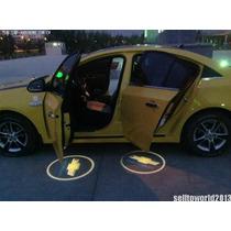 Luz De Cortesía Para Puerta Proyecta La Marca De Tu Auto