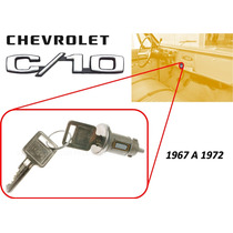 67-82 Chevrolet C10 Cheyenne Switch De Encendido Con Llaves
