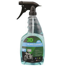 Glass Cleaner Limpiador De Cristales 3d 24 Oz