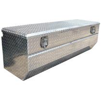 Caja De Herramientas 60 Tipo Baul Chevrolet Color Aluminio