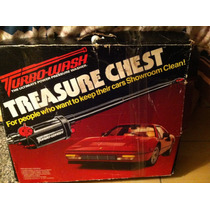 Turbo Wash Treasure Chest Lavado De Auto A Presion