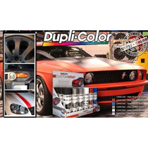 Duplicolor Pintura Plastica En Lata 396g