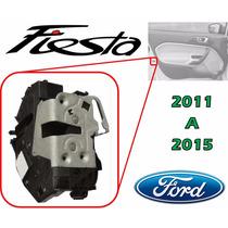 11-15 Ford Fiesta Cerradura Electrica Puerta Delantera Izq.