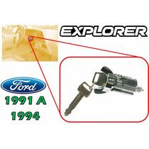 91-94 Ford Explorer Switch De Encendido Con Llaves