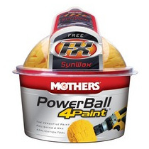 Polaco De Coches - Madres Powerball 4paint Herramienta De Pu