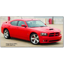 Dodge Charger Srt-8 Defensa Delantera 05 06 07 08 09 10