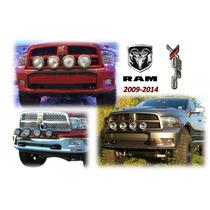 Barras De Luces Y Defensas Para Dodge Ram