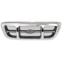 Parrilla Cromada De Ford Ranger 4wd 1998 - 2000 Nueva!!!